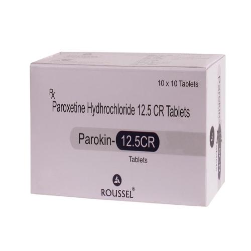 PAROXETINE 12.5 MG SR
