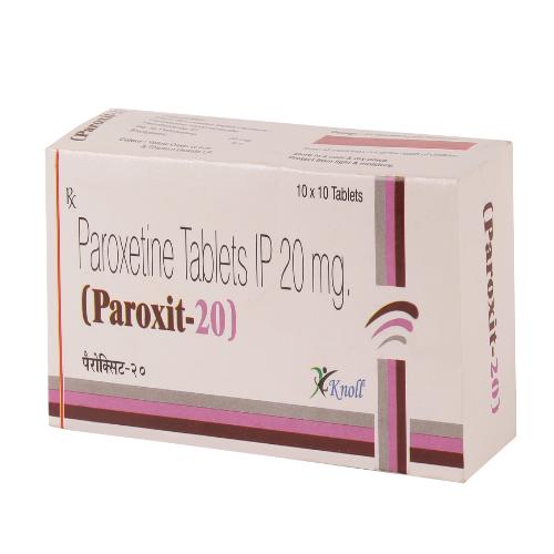 PAROXETINE 20 MG