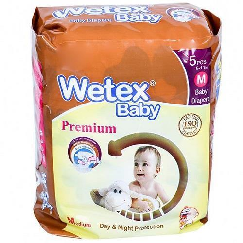 BABY DIAPER 5 (LARGE SIZE)